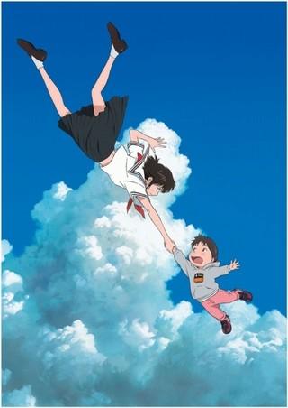 細田守監督最新作「未来のミライ」18年7月20日公開 4歳の男の子が未来からきた妹に出会う物語