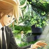 「ピアノの森」一ノ瀬海役の斉藤壮馬ほかキャスト&スタッフ発表 エンディング曲は悠木碧