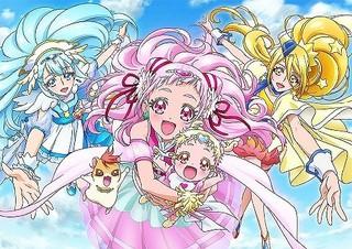 「HUGっと!プリキュア」2月4日放送開始 新プリキュアが守るのは不思議な赤ちゃん