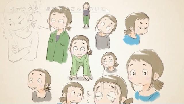 樋口真嗣导演的原创动画ひそねとまそたん」4月放送開始 解说采访视频也公开