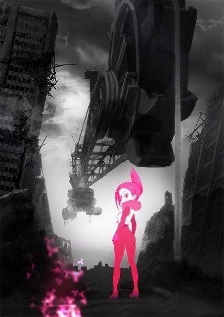 """ヤオヨロズ新作制作发表 龙贵装扮导演的自主制作动画""""ケムリクサ」TV系列化"""