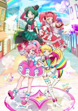 「キラッとプリ☆チャン」芹澤優と若井友希が前作から引き続き参加決定 新キャラクター担当