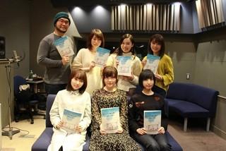 「あさがおと加瀬さん。」木戸衣吹、寿美菜子ら追加キャスト発表 「AJ2018」でイベントも決定