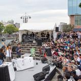 小岩井ことり、マチ★アソビで「にゃんぱすー」3連呼 8月24日の合言葉は「にゃんぱすBOXください!」