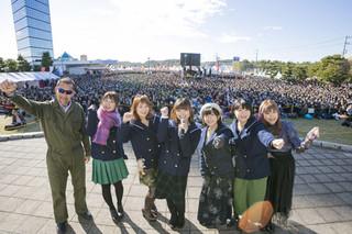 今年の「大洗あんこう祭」は11月18日開催 「ガルパン」製作陣からファンへのメッセージ到着