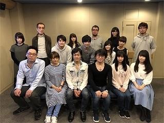 「プラネット・ウィズ」小山力也、若本規夫、乃村健次、清川元夢の出演発表