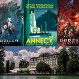 アヌシー映画祭に「GODZILLA」凱旋 「怪獣惑星」と「決戦機動増殖都市」を連結上映