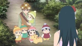 「学園ベビーシッターズ」新作OVA制作決定 8月開催「森ノ宮学園祭」にはメインキャスト8人集結