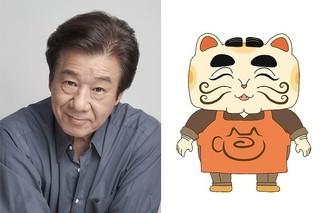 「おしりたんてい」4~10話に登場するマスター役に菅生隆之、すず役に宇山玲加