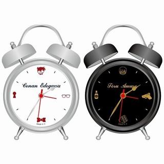 コナンや安室の声で目覚め、香りに包まれる…「名探偵コナン」目覚まし時計やクリームなど販売