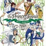 テニスの王子様 BEST GAMES!! 乾・海堂vs宍戸・鳳 大石・菊丸vs仁王・柳生