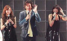 美男美女のステージにTGCも大興奮!「ハンサム★スーツ」