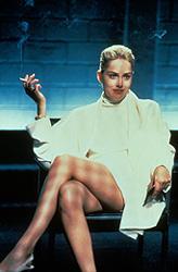 シャロン・ストーン級の女優を 捕まえられるか?「氷の微笑」