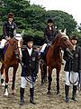 「三本木農業高校、馬術部」の長渕文音が乗馬の日パレードに参加!