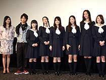 菊川怜も参加した舞台挨拶「櫻の園(1990)」