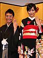 佐藤江梨子、映画「秋深き」で共演の八嶋智人と結婚?
