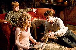 公開までの時間はたっぷり「ハリー・ポッターと謎のプリンス」