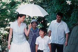 日本映画が高評価を獲得「歩いても 歩いても」