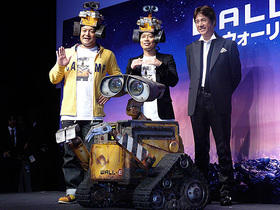 WALL・Eは吉本ファン?「ファインディング・ニモ」