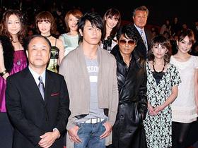 梅宮アニキは、高橋の頼もしい親戚です!「特命係長 只野仁 最後の劇場版」