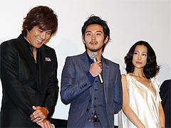 ニヒルな刑事役の松田は実は癒し系?「誰も守ってくれない」