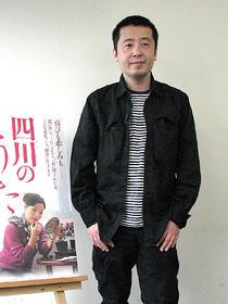 日本の若手の作品も積極的にチェック「四川のうた」