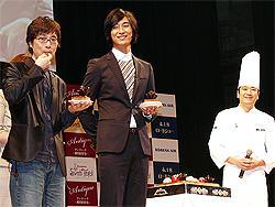 有名パティシエのガトーショコラに舌鼓「アンティーク 西洋骨董洋菓子店」