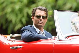 こんな車でデップとドライブしたい!「ラム・ダイアリー」