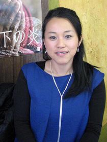 チベットとパルデンに魅せられた女流監督「雪の下の炎」