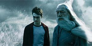 キャストたちは現在、最終章「ハリー・ポッターと死の秘宝」を撮影中「ハリー・ポッターと謎のプリンス」