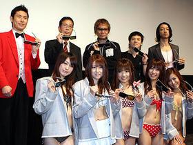 観客動員120万人突破!「日本よ、元気になれ」「クローズZERO II」