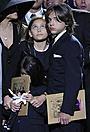 英元俳優マーク・レスター、マイケル・ジャクソンの娘の実父だと名乗り