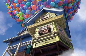 ピクサー映画のリアリティは徹底リサーチの賜物なのね「カールじいさんの空飛ぶ家」
