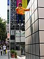 「空飛ぶ能力者」登場に渋谷騒然!「HEROES」DVD発売記念イベント