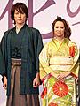 時代劇初挑戦の北川景子「花のあと」で一途な女剣士を熱演