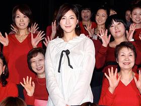 公開日14日は淑女3人で劇場にてお待ちしております「ゼロの焦点」