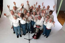 高齢化社会に元気を与える映画「ヤング@ハート」