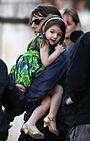 トム・クルーズ夫妻、娘スリのためにスペインの動物園を貸し切りに!