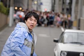 主演作が続く堺が世界3大映画祭デビュー「ゴールデンスランバー」