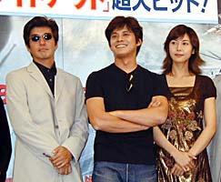 ﴀ東宝「ホワイトアウト(2000)」