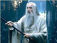 サルマンが、眼鏡をかければダンブルドアに「ロード・オブ・ザ・リング」