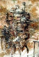 「ハウルの動く城」「ハウルの動く城」