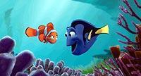 今年の正月は「魚」旋風が「ファインディング・ニモ」