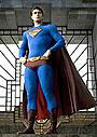 新生スーパーマンのコスチュームはこんな感じ!