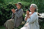 「ラヴェンダーの咲く庭で」「ラヴェンダーの咲く庭で」