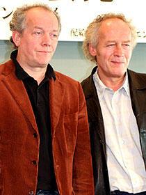 54歳の兄ジャン=ピエール(右)と 51歳の弟リュック「ある子供」