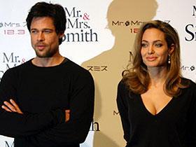 2人の間の微妙な距離も気になる…「Mr.&Mrs.スミス」