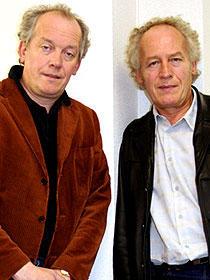 左が弟リュック、右が兄ジャン=ピエール「ある子供」