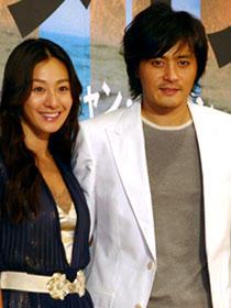 チャン・ドンゴンと共演のイ・ミヨン「タイフーン」