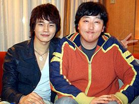 オン・ジュワンとビョン・ヨンジュ監督「僕らのバレエ教室」